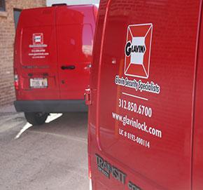 Glavin Service Trucks