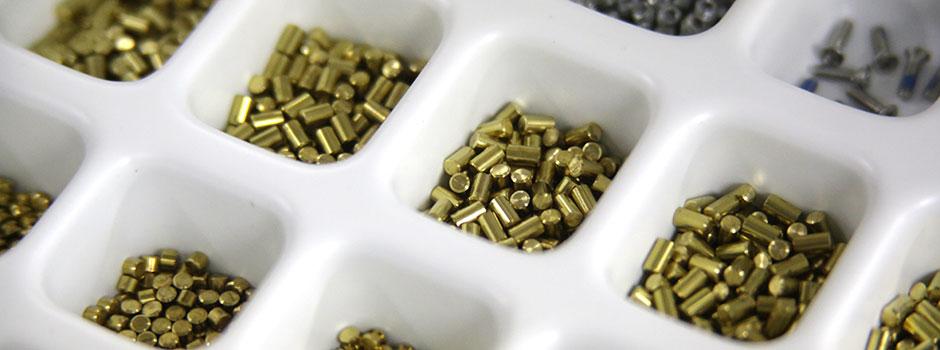 Pins slide
