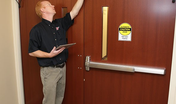 chicago fire door inspection