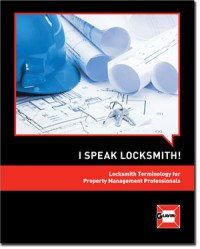 I Speak Locksmith Book