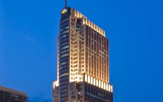 NBC Tower - TOBY Winner Key System Electronic Key Box